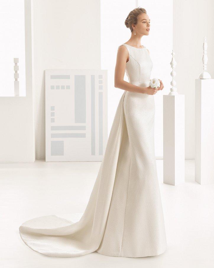 Свадебные платья весна 2017: Rosa Clara фото №51