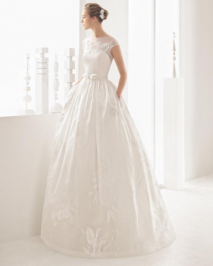 Свадебные платья весна 2017: Rosa Clara фото №53