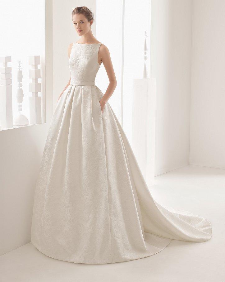 Свадебные платья весна 2017: Rosa Clara фото №55