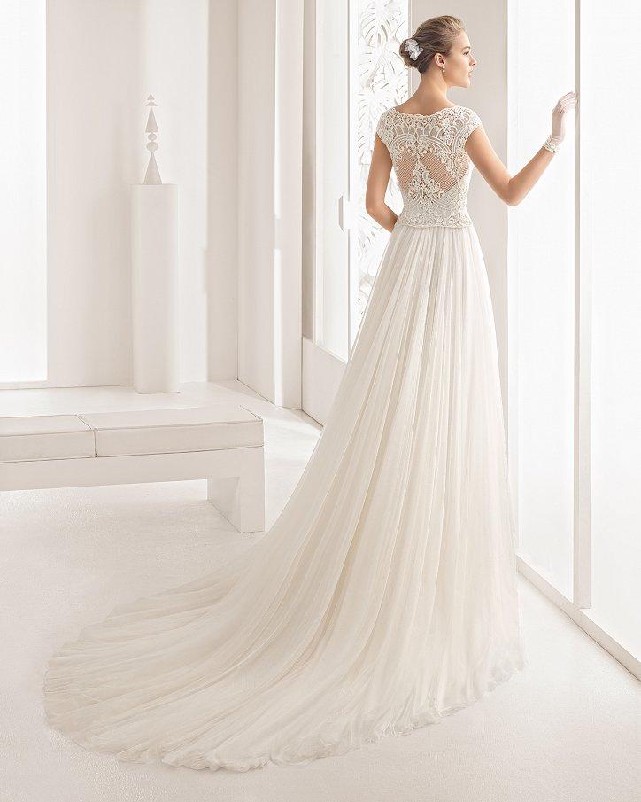 Свадебные платья весна 2017: Rosa Clara фото №58