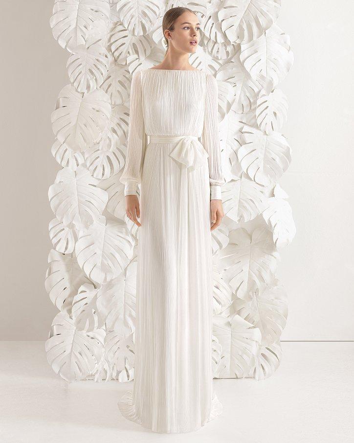 Свадебные платья весна 2017: Rosa Clara фото №59