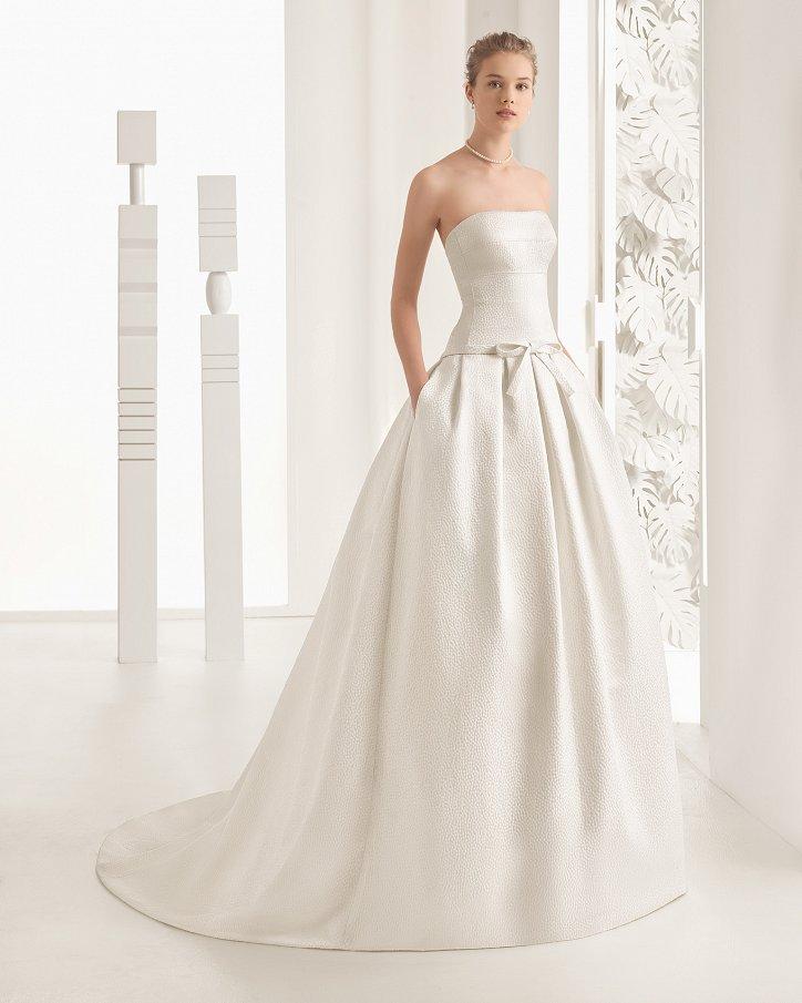 Свадебные платья весна 2017: Rosa Clara фото №61