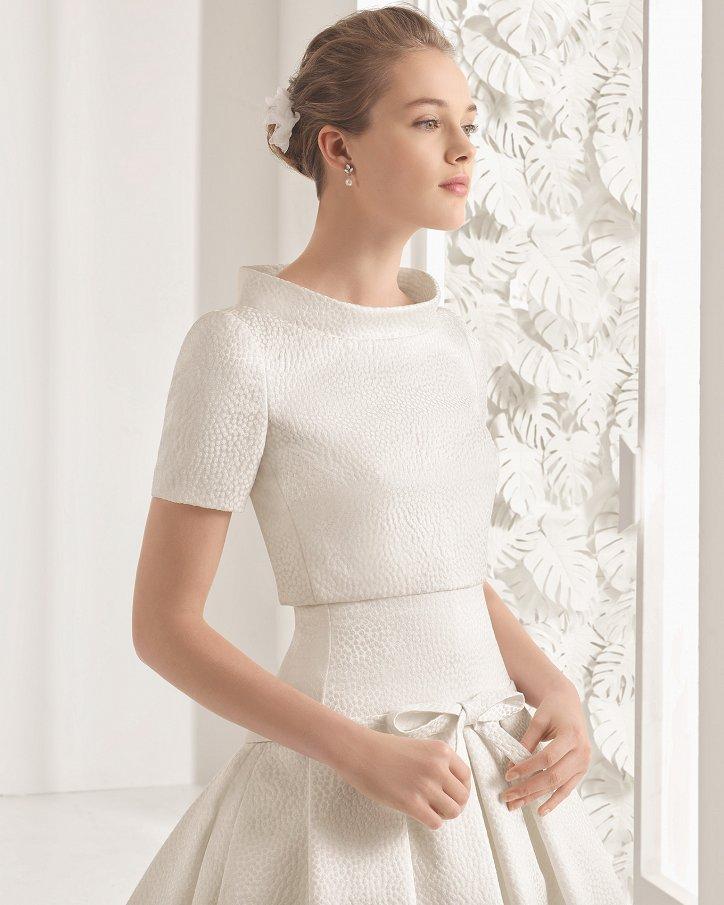 Свадебные платья весна 2017: Rosa Clara фото №63