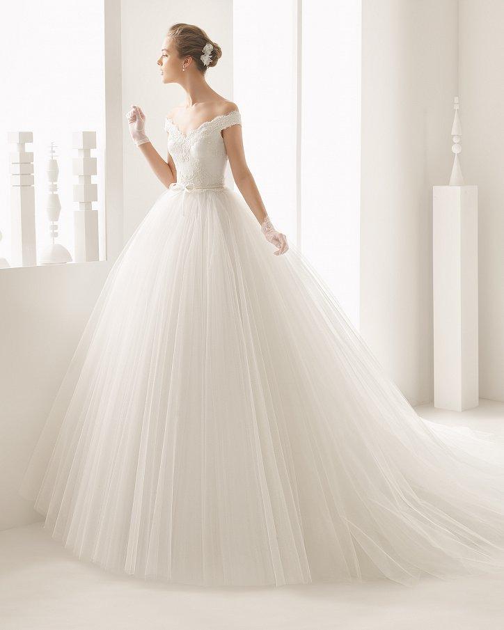 Свадебные платья весна 2017: Rosa Clara фото №66