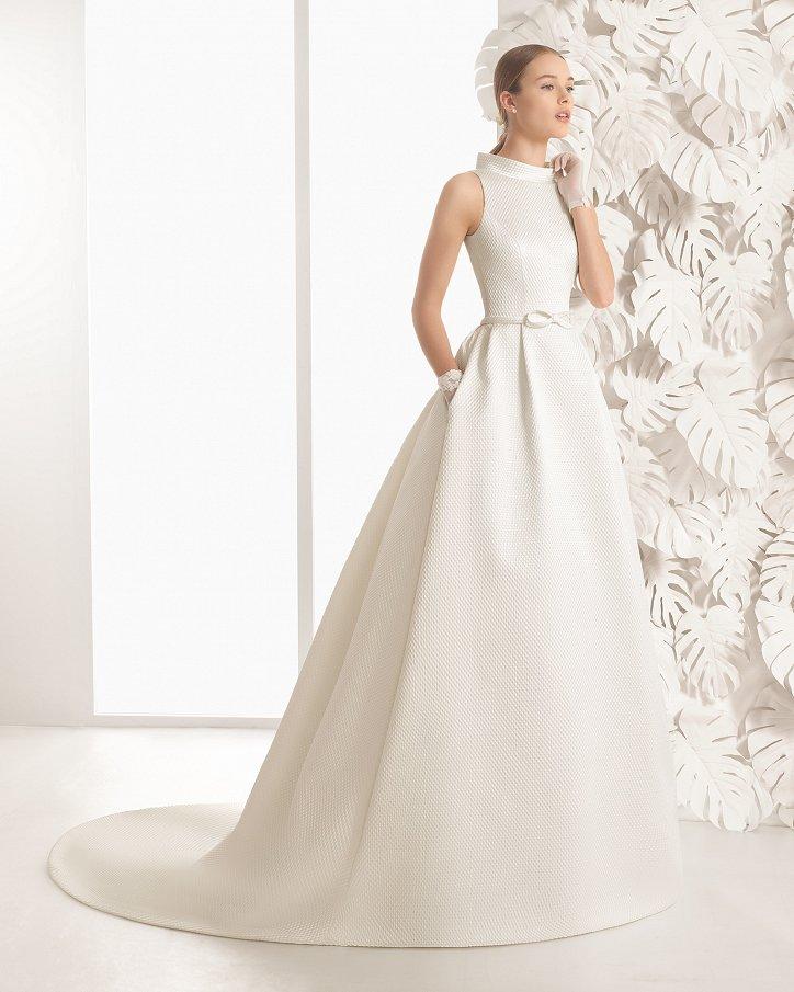 Свадебные платья весна 2017: Rosa Clara фото №70