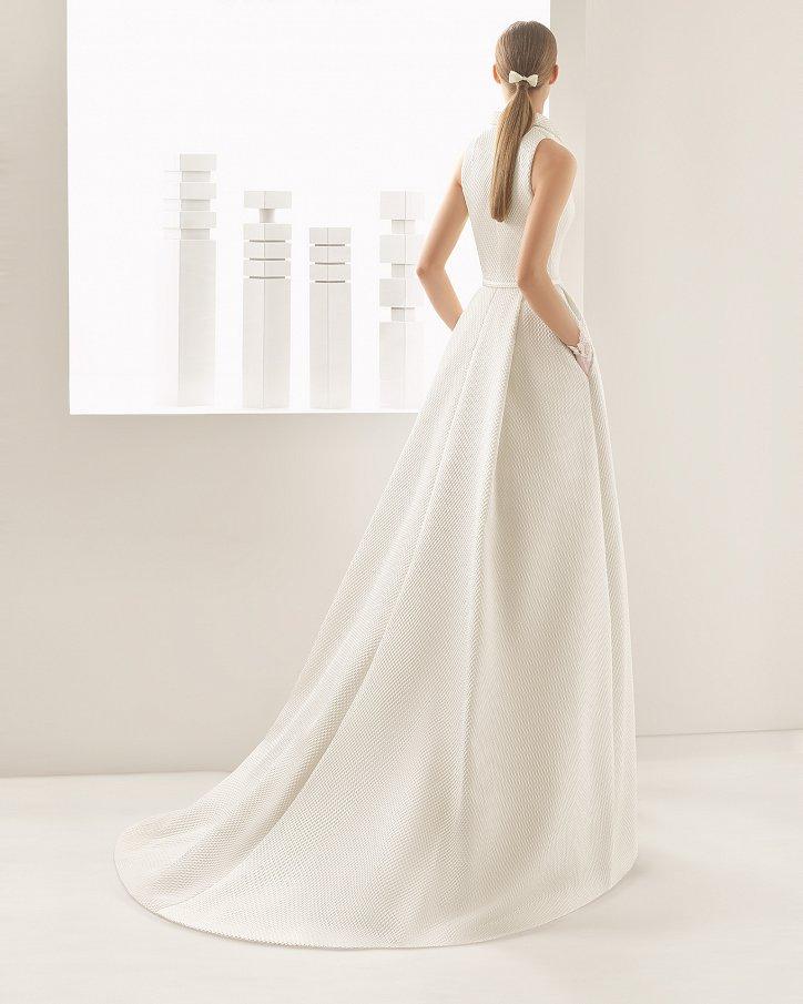 Свадебные платья весна 2017: Rosa Clara фото №73