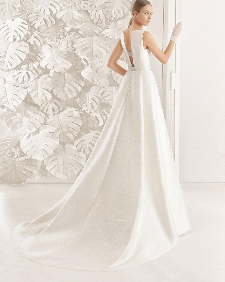 Свадебные платья весна 2017: Rosa Clara фото №75
