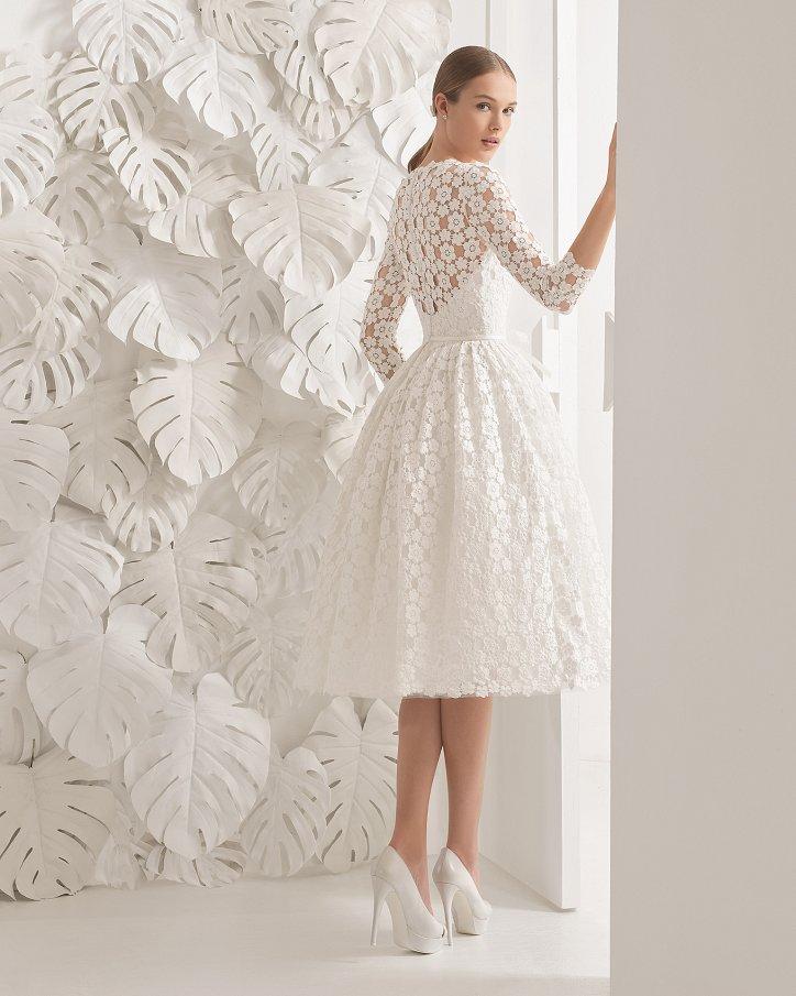 Свадебные платья весна 2017: Rosa Clara фото №77