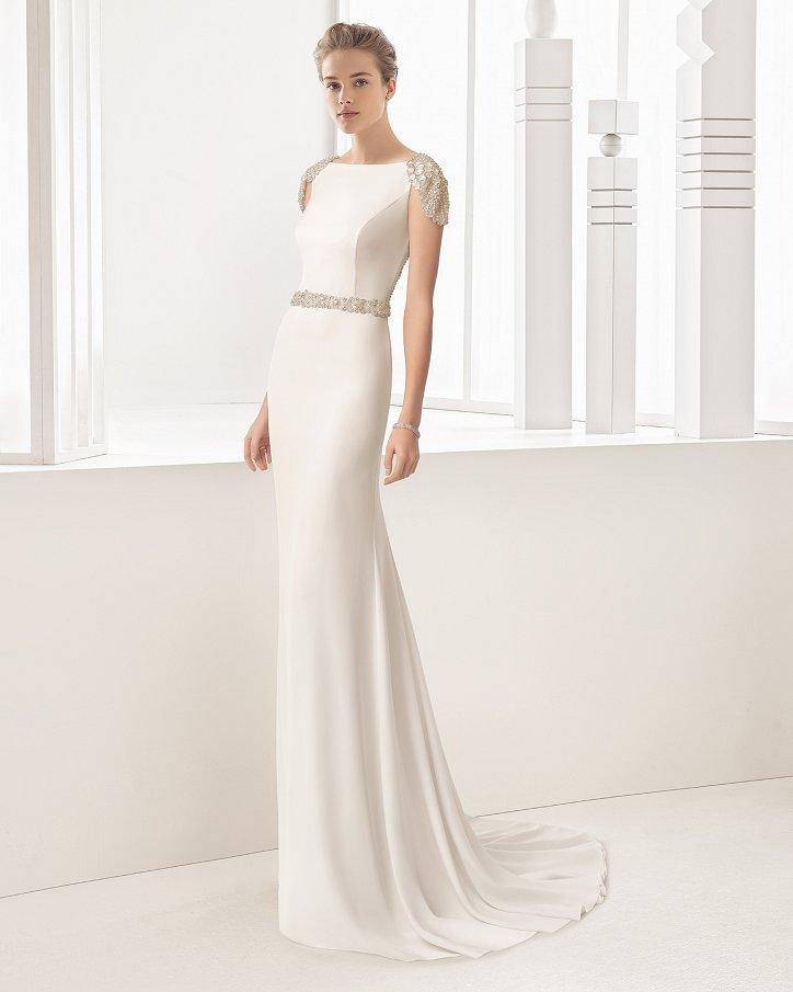 Свадебные платья весна 2017: Rosa Clara фото №81