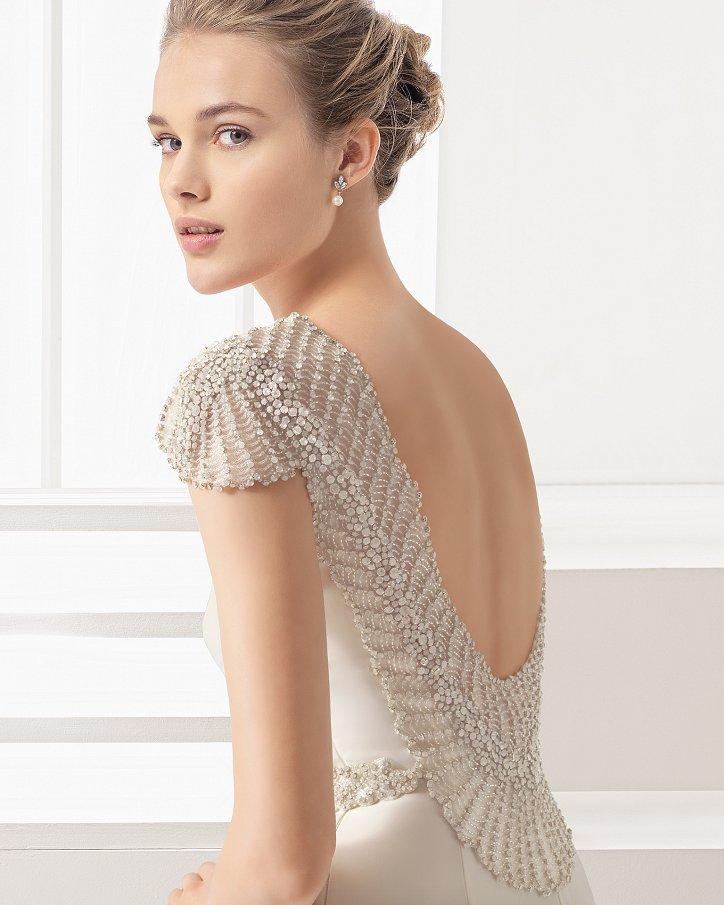 Свадебные платья весна 2017: Rosa Clara фото №82
