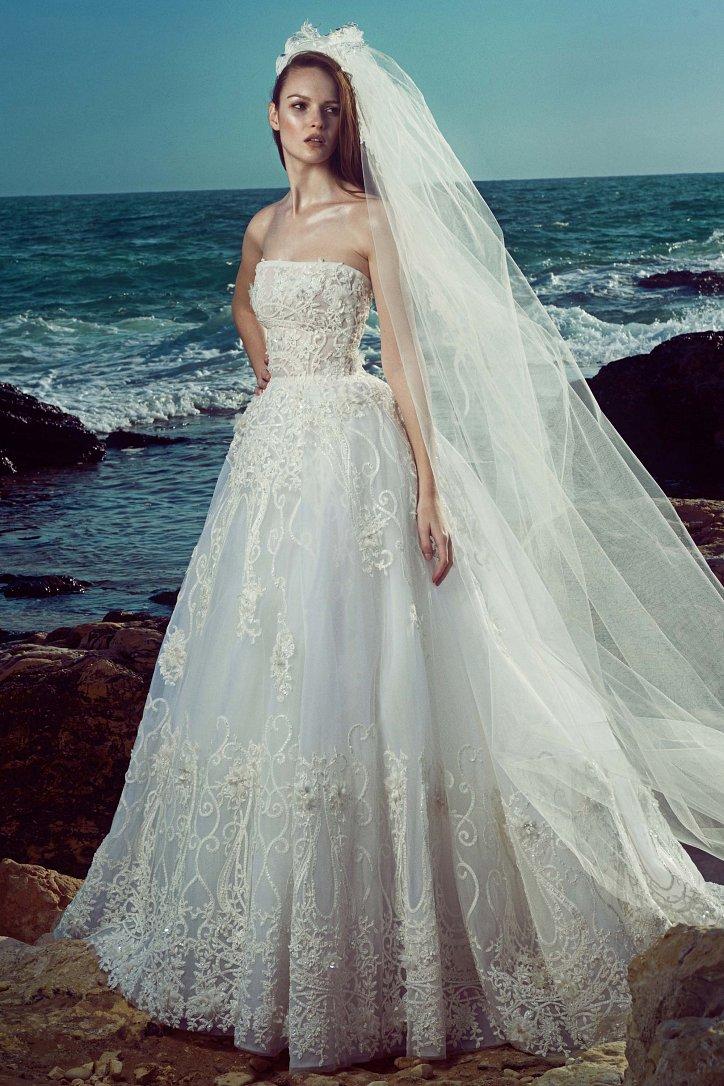Свадебные платья весна 2017: Zuhair Murad фото №5