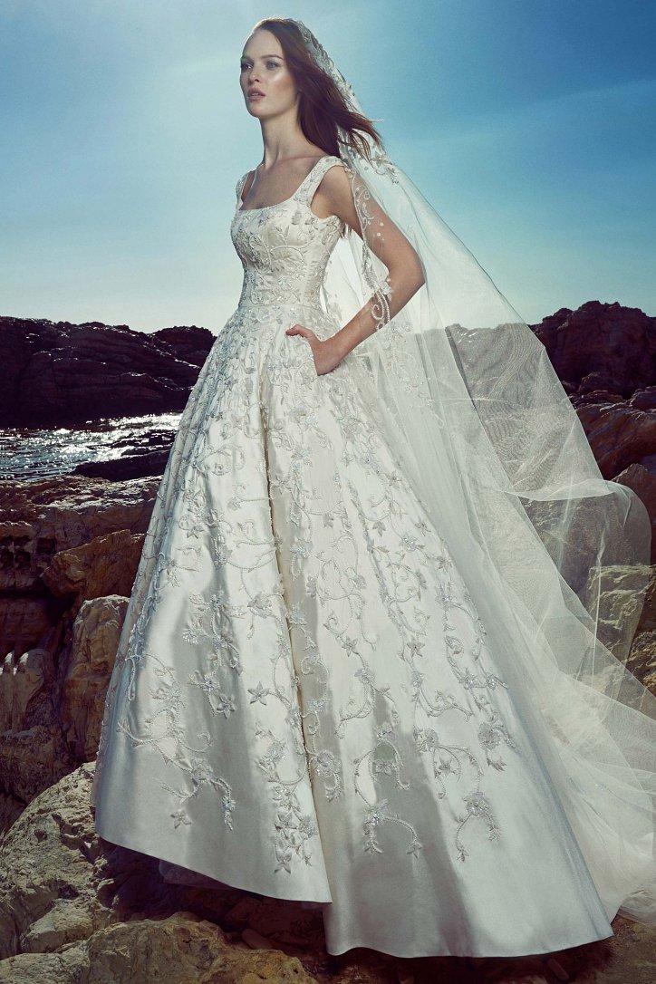 Свадебные платья весна 2017: Zuhair Murad фото №8