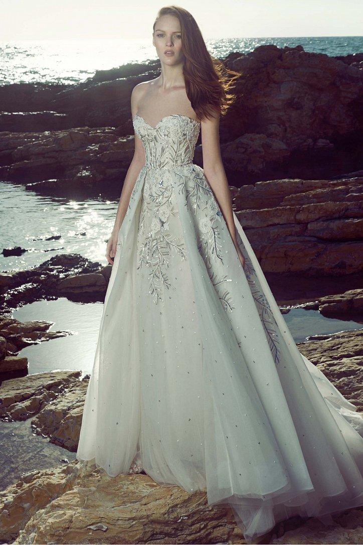 Свадебные платья весна 2017: Zuhair Murad фото №12