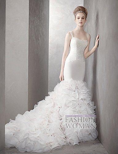 Свадебная мода от Vera Wang