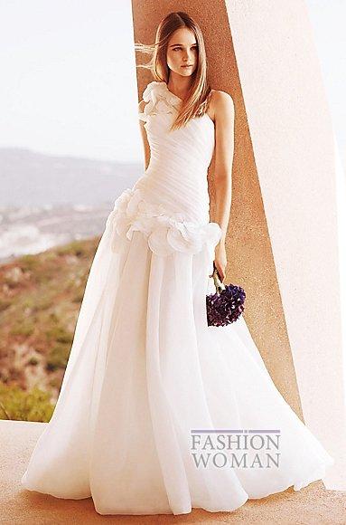 Свадебные платья весна-лето 2012