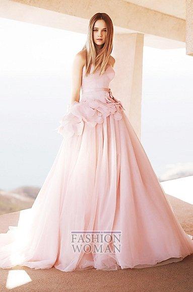 Свадебные платья весна-лето 2012  White by Vera Wang