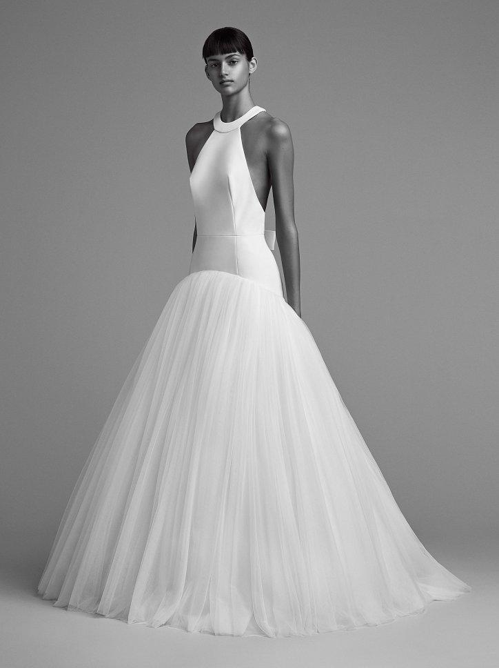 Свадебные платья Viktor  фото №5