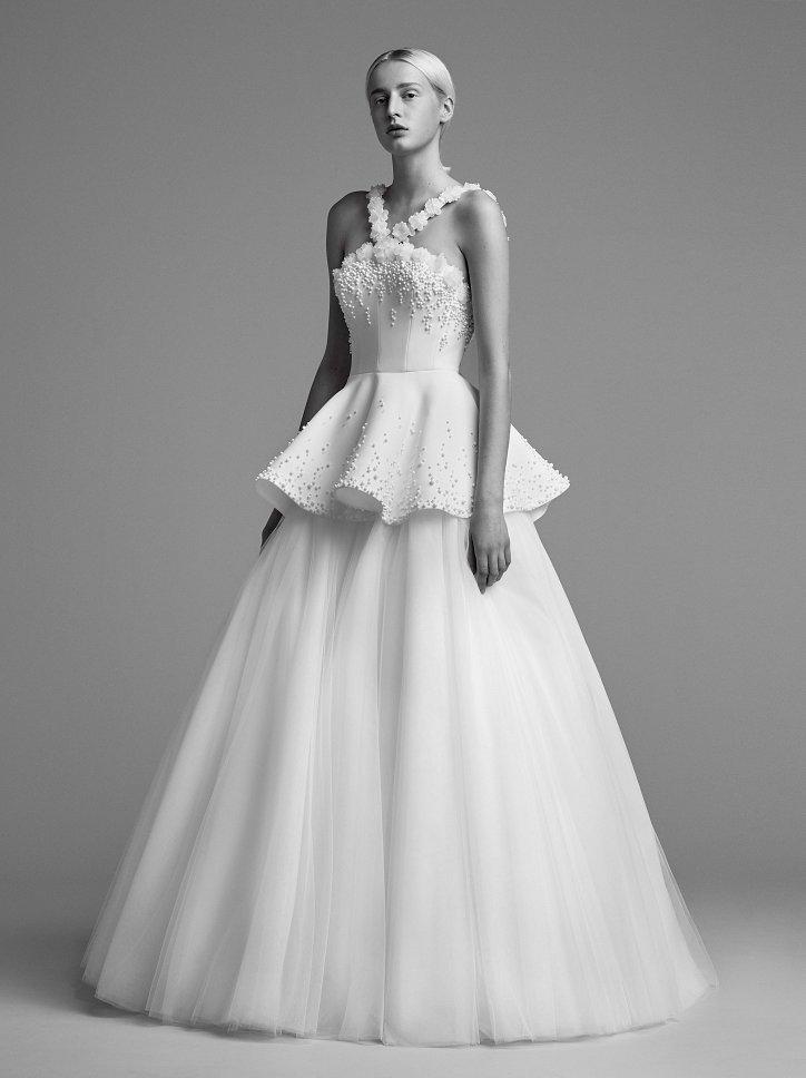 Свадебные платья Viktor  фото №8