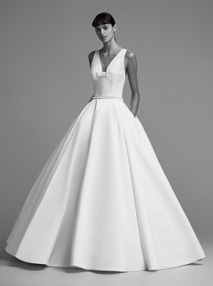 Свадебные платья Viktor  фото №9