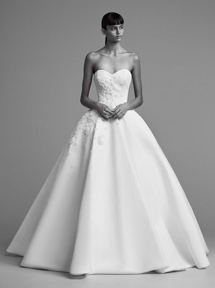 Свадебные платья Viktor  фото №11