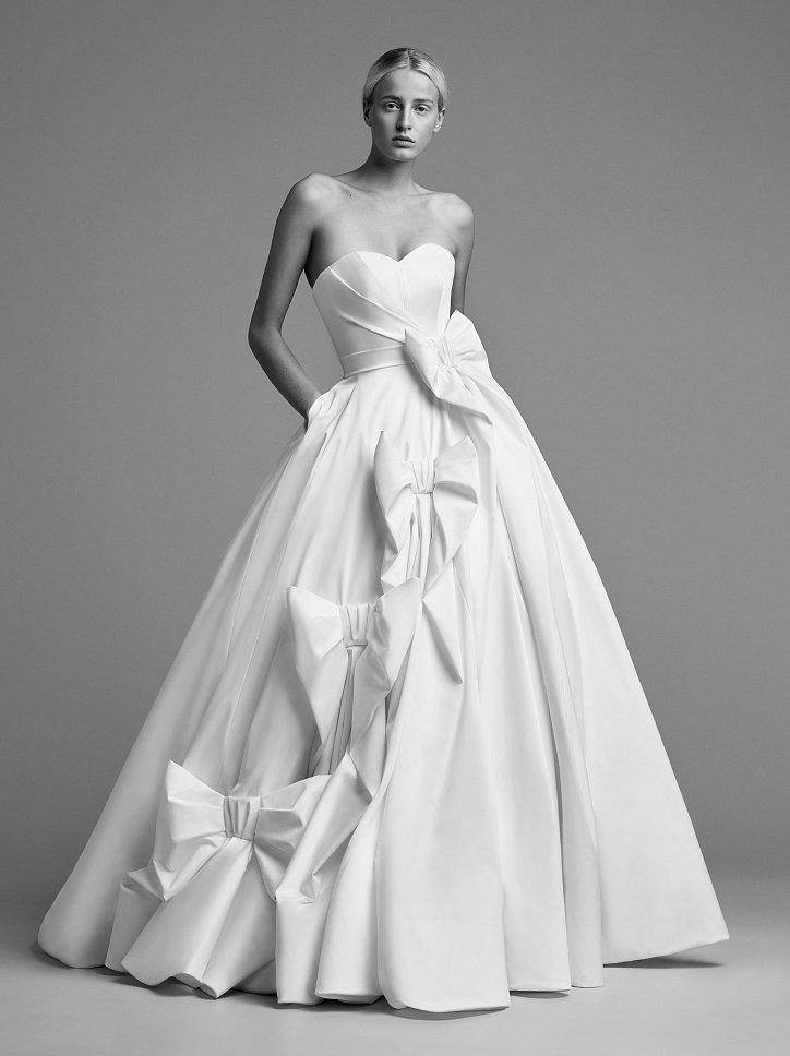 Свадебные платья Viktor  фото №1