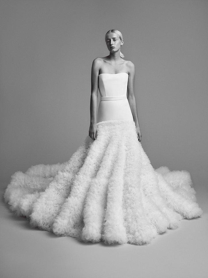 Свадебные платья Viktor  фото №14