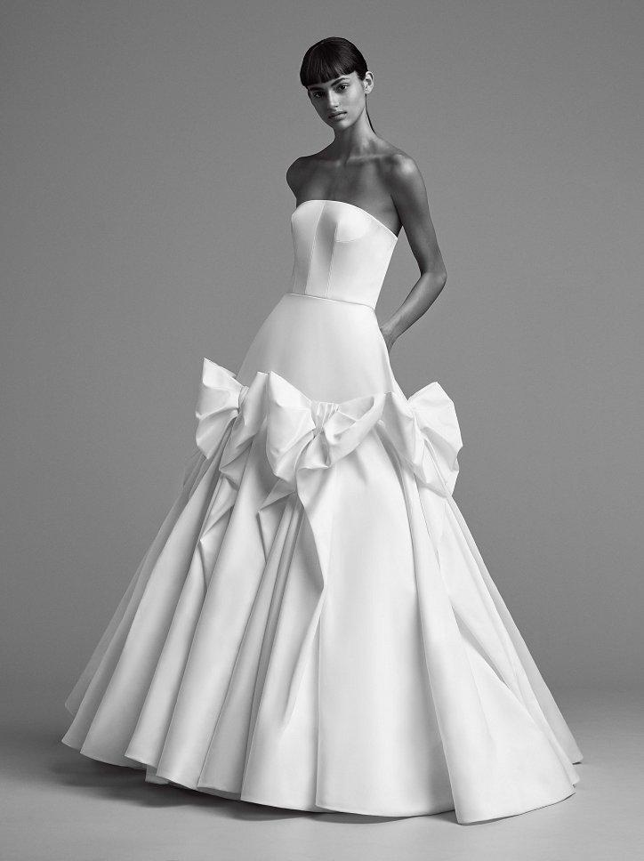 Свадебные платья Viktor  фото №15