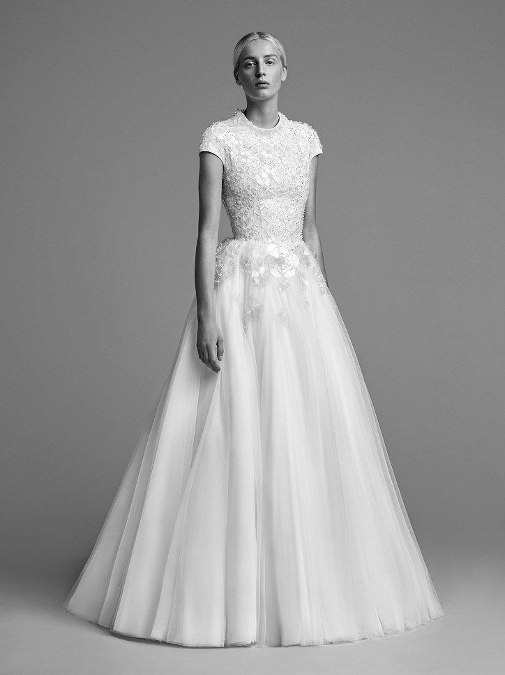 Свадебные платья Viktor  фото №16