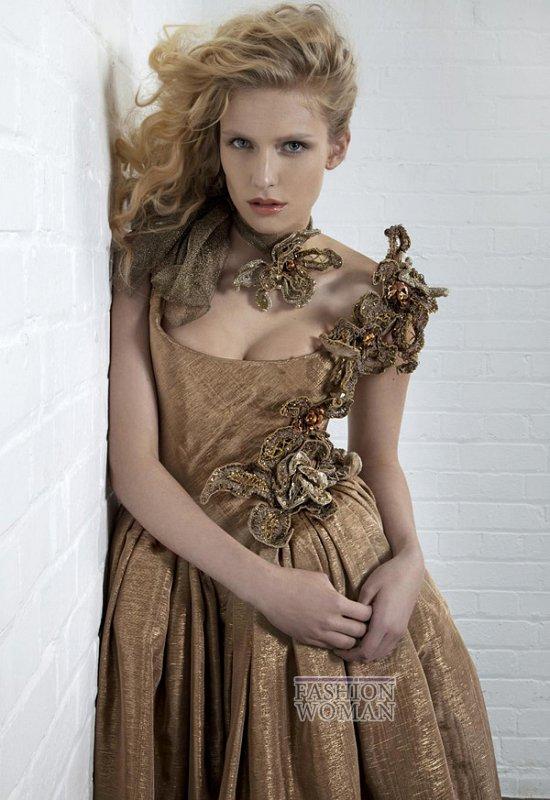 Свадебные платья Vivienne Westwood осень-зима 2012-2013 фото №1