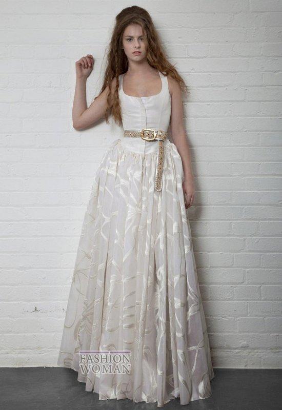 Свадебные платья Vivienne Westwood осень-зима 2012-2013 фото №2