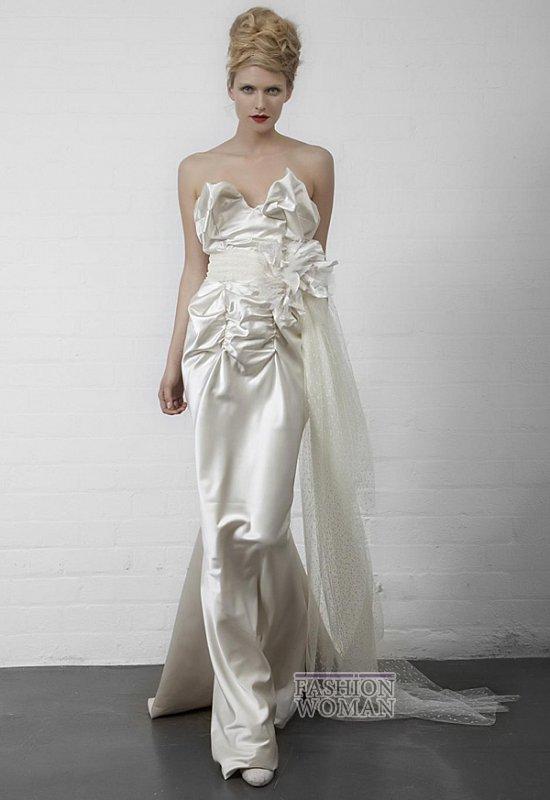 Свадебные платья Vivienne Westwood осень-зима 2012-2013 фото №4