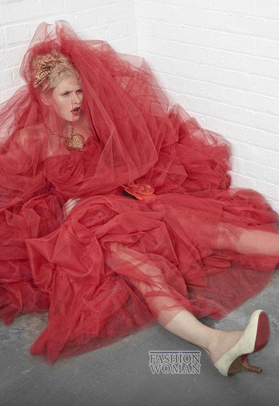 Свадебные платья Vivienne Westwood осень-зима 2012-2013 фото №7