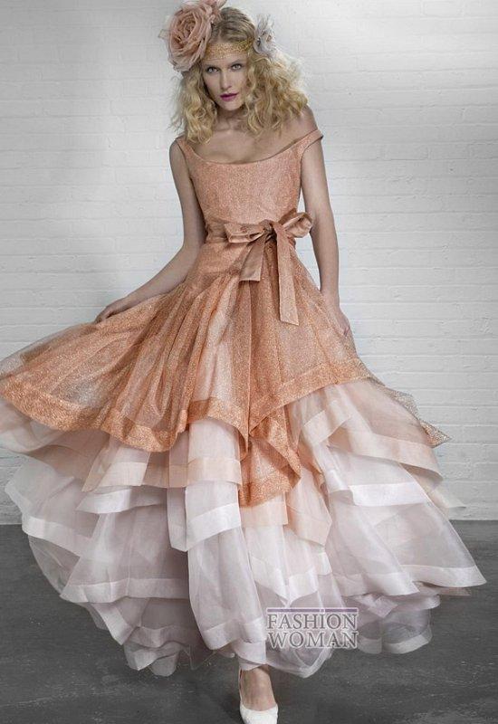 Свадебные платья Vivienne Westwood осень-зима 2012-2013