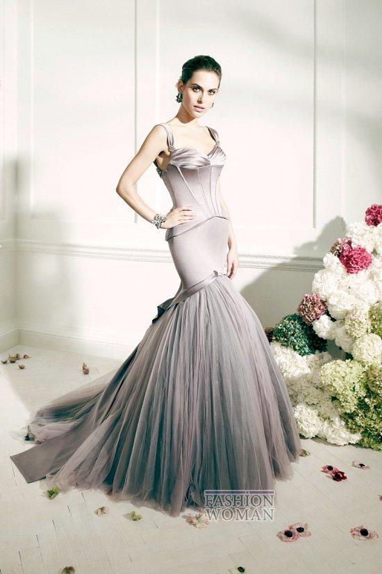 Свадебные платья Zac Posen фото №5