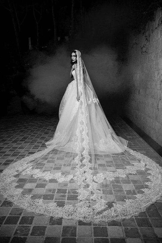 Свадебные платья Zuhair Murad осень 2016 фото №3