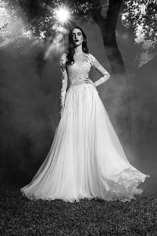 Свадебные платья Zuhair Murad осень 2016 фото №4