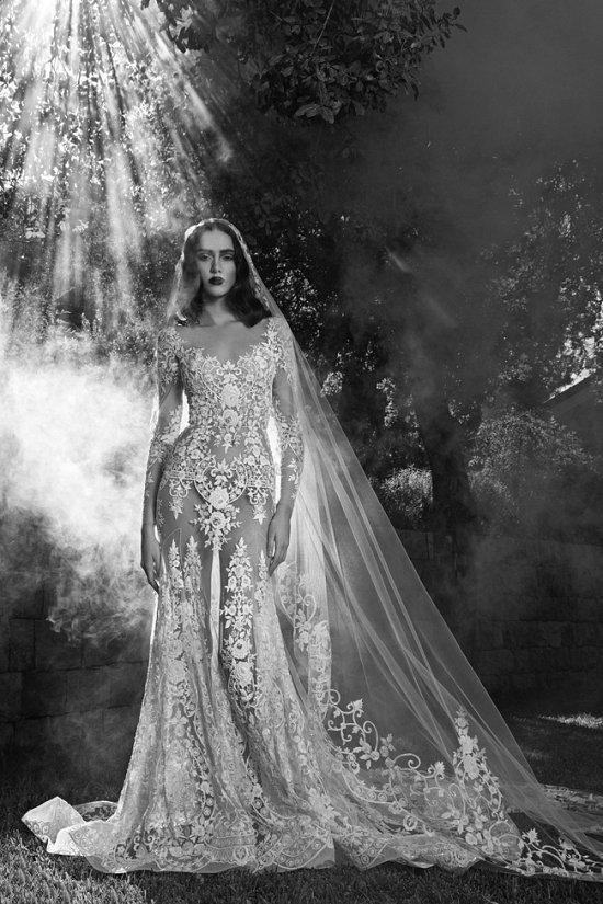 Свадебные платья Zuhair Murad осень 2016 фото №9