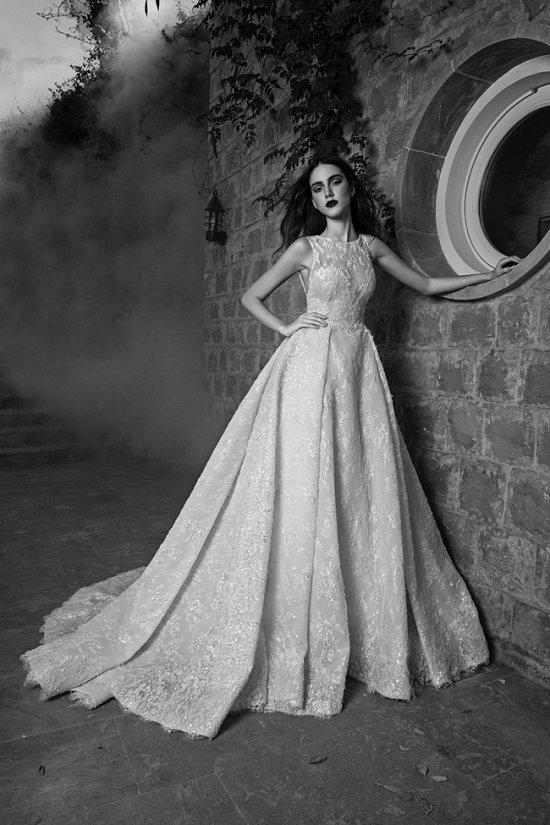 Свадебные платья Zuhair Murad осень 2016 фото №10