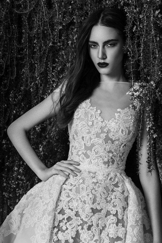 Свадебные платья Zuhair Murad осень 2016 фото №1