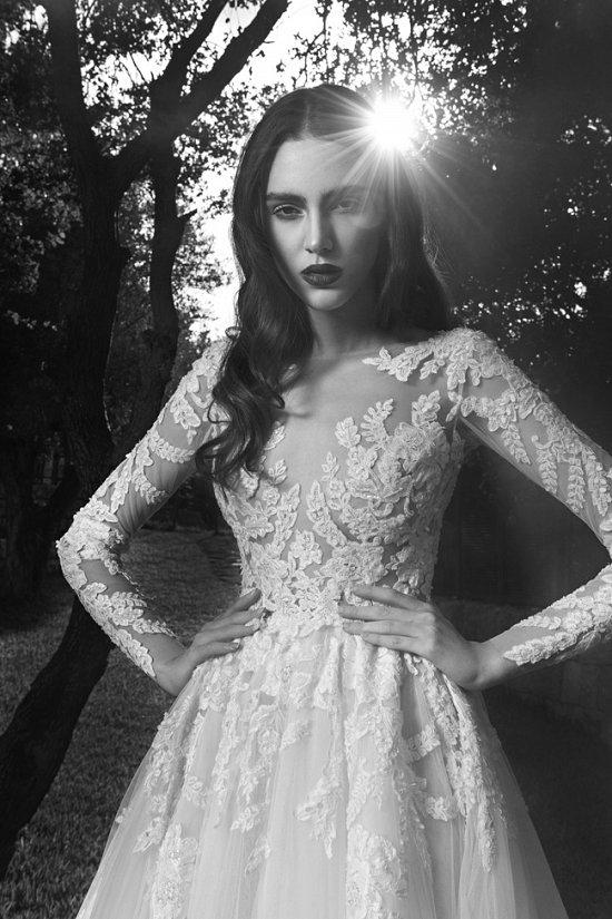 Свадебные платья Zuhair Murad осень 2016 фото №11