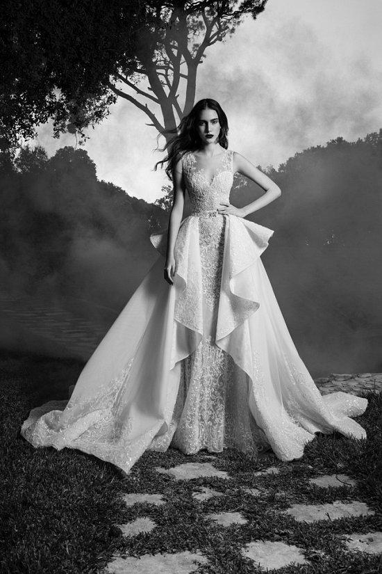 Свадебные платья Zuhair Murad осень 2016 фото №12