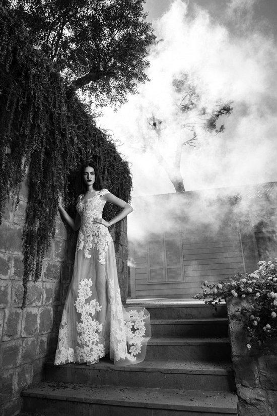 Свадебные платья Zuhair Murad осень 2016 фото №13