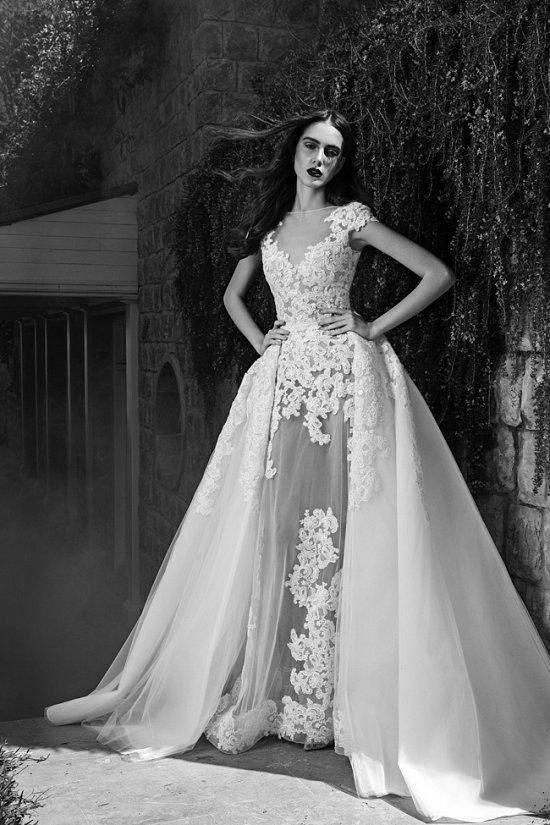 Свадебные платья Zuhair Murad осень 2016 фото №15