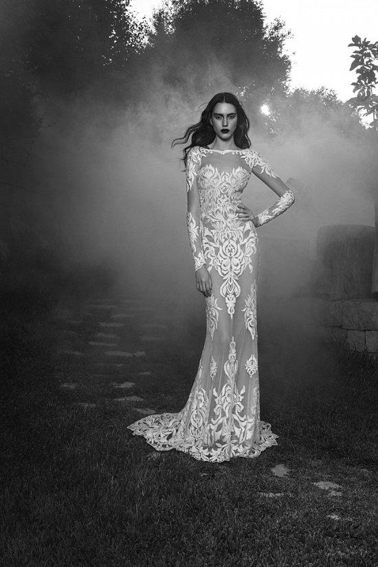 Свадебные платья Zuhair Murad осень 2016 фото №17
