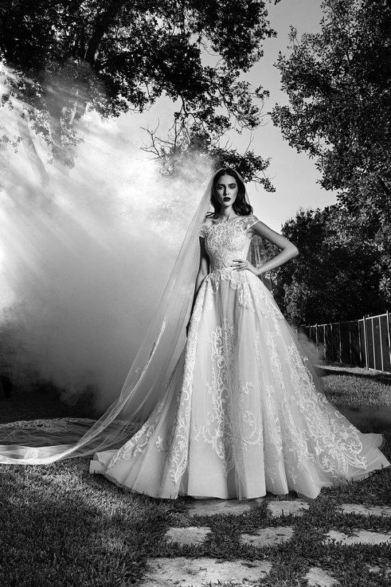 Свадебные платья Zuhair Murad осень 2016 фото №18