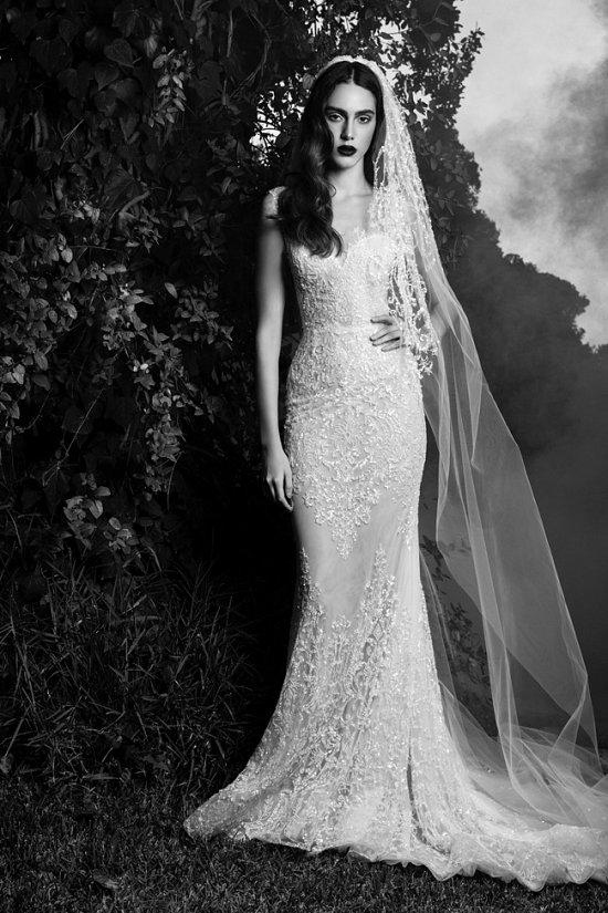 Свадебные платья Zuhair Murad осень 2016 фото №19