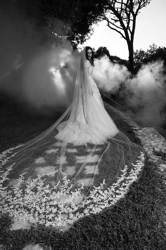 Свадебные платья Zuhair Murad осень 2016 фото №21