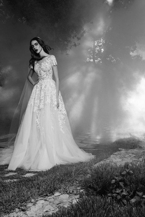 Свадебные платья Zuhair Murad осень 2016 фото №20