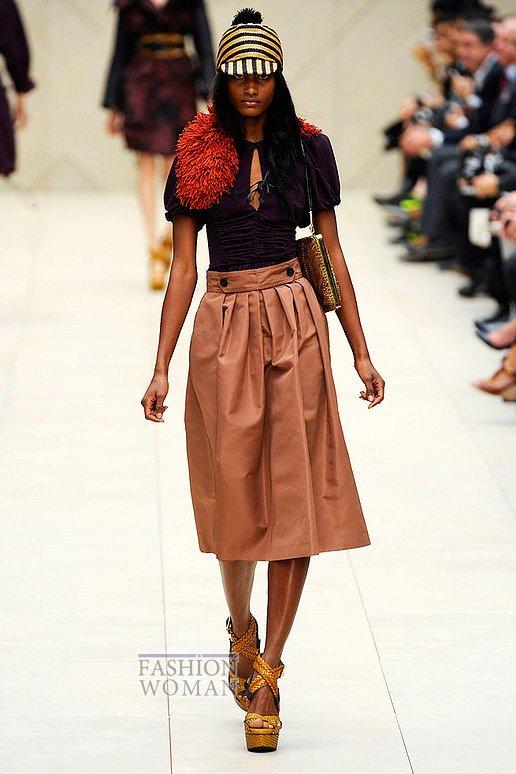 Модная юбка весна-лето