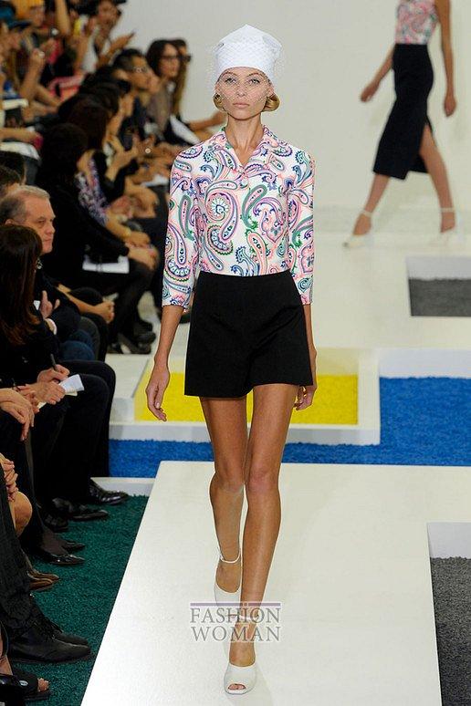 Модные блузы весна-лето